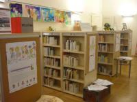 Výstava Děti Heleně Zmatlíkové v Ústřední knihovně Jiřího Mahena v Brně, foto: V. Zemanová