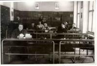 Historický snímek studovny