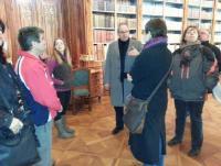 Návštěva knihovny Strahovského kláštera