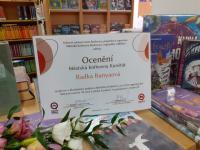 Ocenění knihoven v regionu Blansko