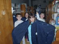 Strašidelná noc v boskovické knihovně