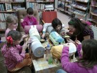 Okres Hodonín: Knihovna Radějov