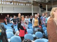 Foto ze semináře IVIG 2013, autor Zdenka Civínová