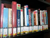 Signatury knih ve volném výběru