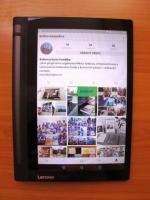 Instagram knihovny