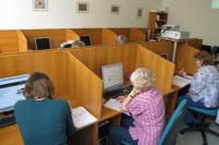 Účastníci kurzu S knihovnou pohodlně na síti