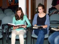 Studentské non-stop čtení