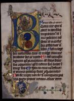 Pro klášter cisterciaček na Starém Brně (zrušen v roce 1784) objednala v nám neznámém skriptoriu 8 liturgických rukopisů česká královna Eliška Rejčka. Dva z těchto rukopisů v roce 1828 získal pro rajhradsk