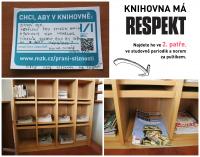 Chci, aby byl v knihovně Respekt