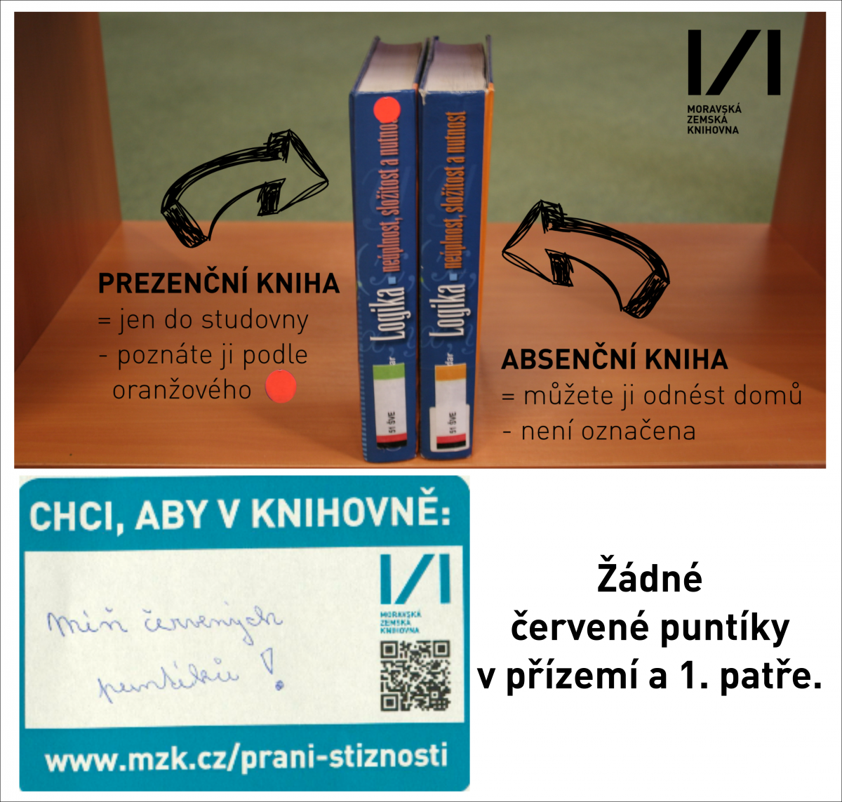 Chci, aby puntíky